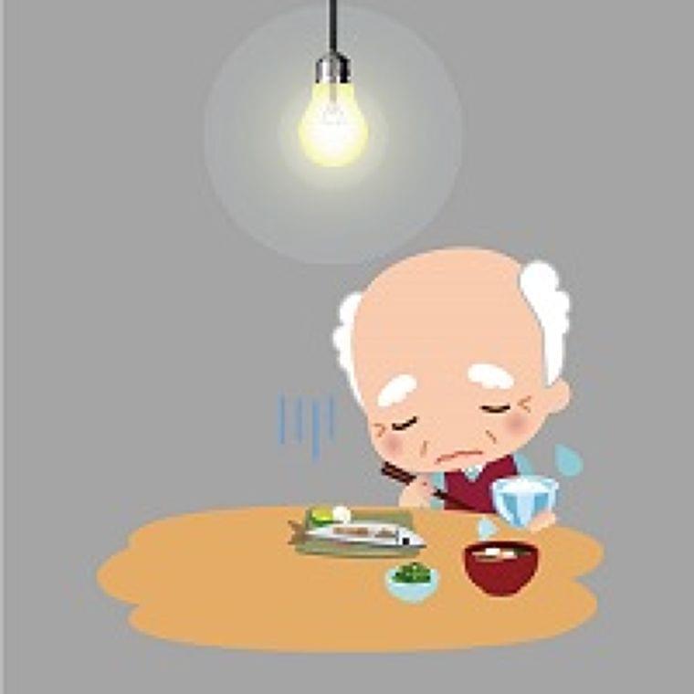同居者いるのに一人で食事する高齢男性、死亡リスク1・5倍に : yomiDr. / ヨミドクター(読売新聞)