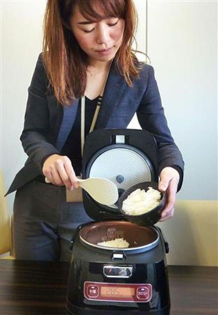 ダイエット支援 食事の摂取カロリー把握の一助 アプリ、炊飯器で容易に計算  (1/2ページ) - SankeiBiz(サンケイビズ)