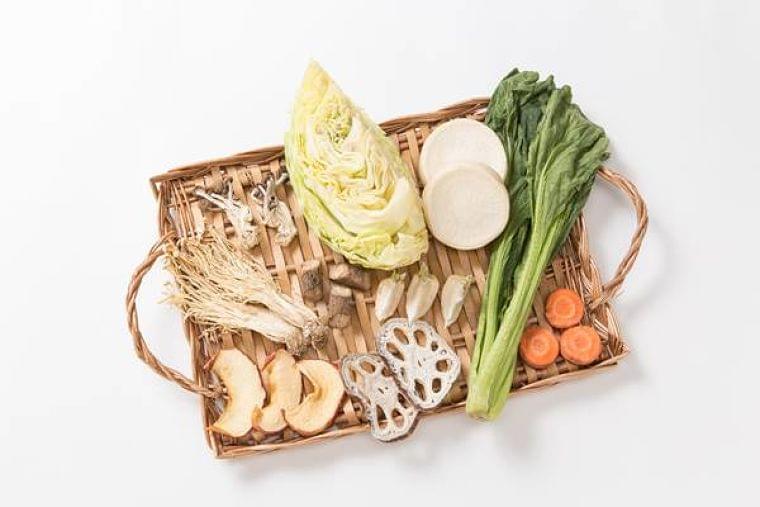 えのきを干せばだしいらず!野菜別「干し野菜」の作り方 - 女性自身