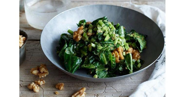栄養豊富! 葉野菜の女王「ケール」のおいしい食べ方 WOMAN SMART NIKKEI STYLE