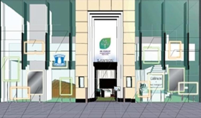 ローソンが健康サポート実験店舗を丸の内に期間限定で、セットメニュー提案も|BIGLOBEニュース