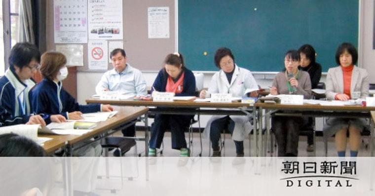 栄養士・薬剤師…専門職の視点で介護状態の改善めざす:朝日新聞デジタル