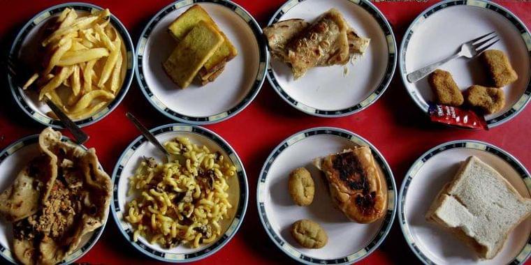 どれも美味しそう! 写真で見る、世界各地の学校で食べる昼ごはん | BUSINESS INSIDER JAPAN