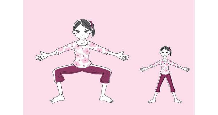 ワルツのリズムで土俵入り 「相撲トレ」でロコモ予防|WOMAN SMART|NIKKEI STYLE