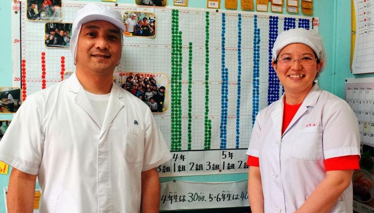 夢の給食、完食でかなえちゃう 沖縄市の小学校、柔軟な食育で効果じわり | 沖縄タイムス+プラス ニュース | 沖縄タイムス+プラス
