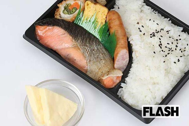 鮭弁当にはチーズを…「食べ合わせの新常識」徹底調査 | Smart FLASH[光文社週刊誌]スマフラ/スマートフラッシュ