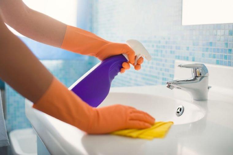 トイレ、風呂、キッチン掃除法 ムダを省いて感染リスクを下げる極意 (1/1)| 介護ポストセブン