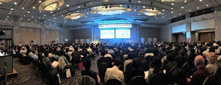 第47回国際オーソモレキュラー医学会  初の日本開催で出席者2,200名を超える  各国から栄養療法に関する最新の知見を発表  栄養療法への関心高まる:時事ドットコム