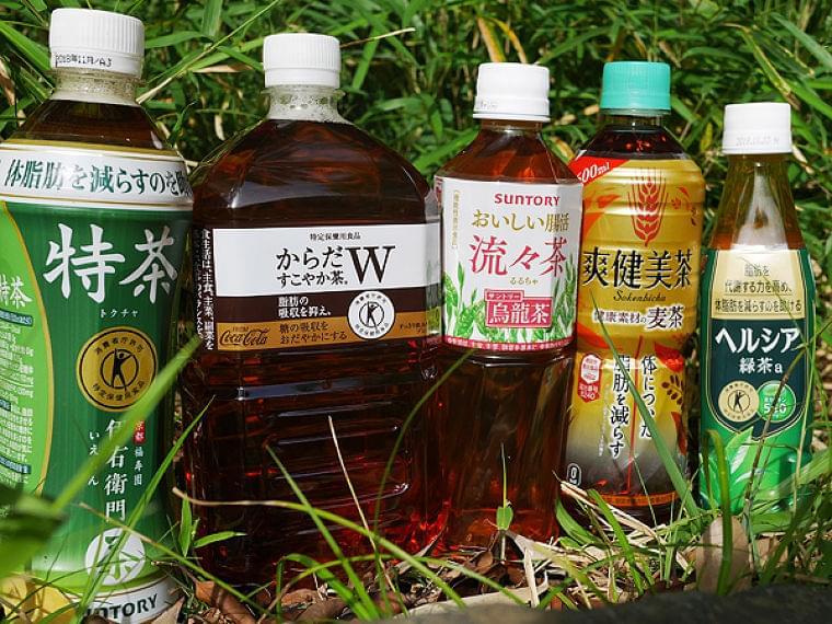 『特茶』『ヘルシア緑茶』…痩せるのはどれ?人気の「健康茶」効果まとめ   女子SPA!
