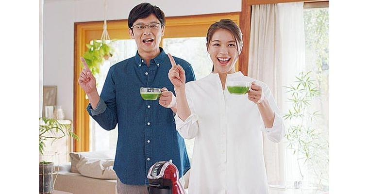不足栄養を抹茶カプセルで ネスレ健康サービスの威力|ライフコラム|NIKKEI STYLE