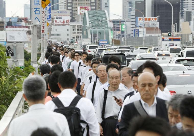 大阪で震度6弱の地震 被災地で気をつけたい健康のこと3つ(日刊ゲンダイDIGITAL) - Yahoo!ニュース