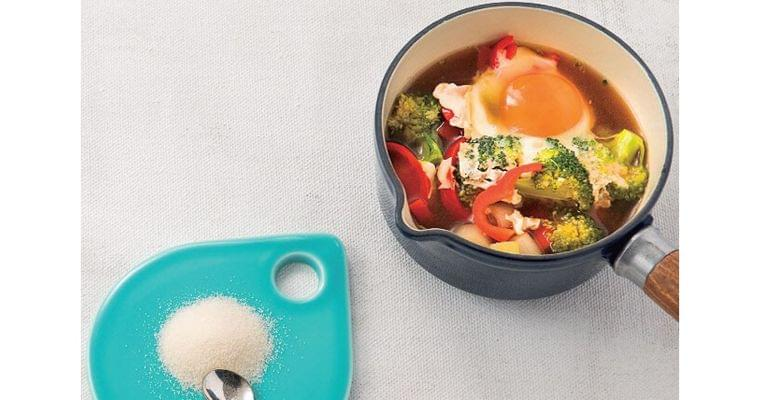 ゼラチン美肌スープ 野菜合わせコラーゲン吸収アップ|WOMAN SMART|NIKKEI STYLE