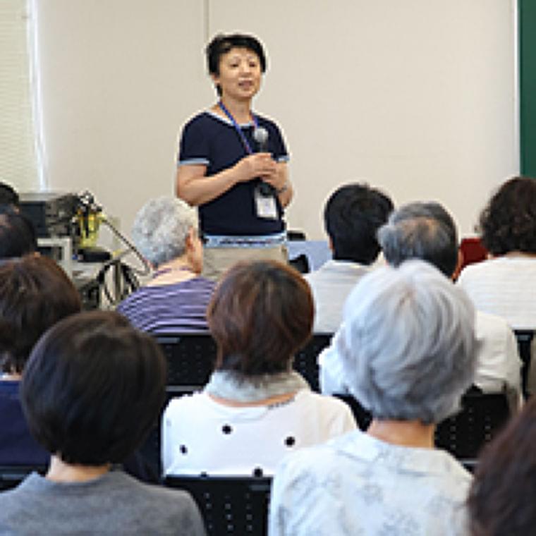 内潟安子さん講演「糖尿病とともに楽しく生きる!」 : yomiDr. / ヨミドクター(読売新聞)