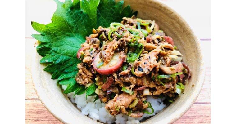 サバ缶で夏の食卓 カレーもそうめんも栄養満点|WOMAN SMART|NIKKEI STYLE