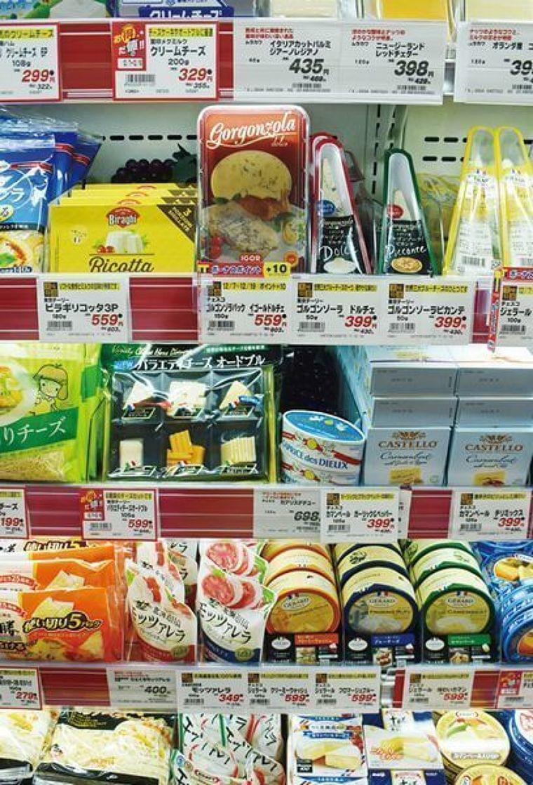 17年度チーズ消費 33.8万tで過去最高 健康機能が購買動機、今後は値上げ影響に注目(1)|食品産業新聞社ニュースWEB