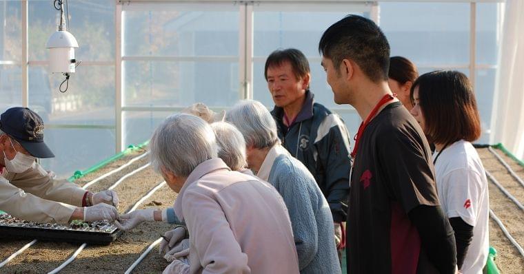 仕事付き高齢者向け住宅、モデル事業を3施設で拡大展開へ:介護:日経デジタルヘルス