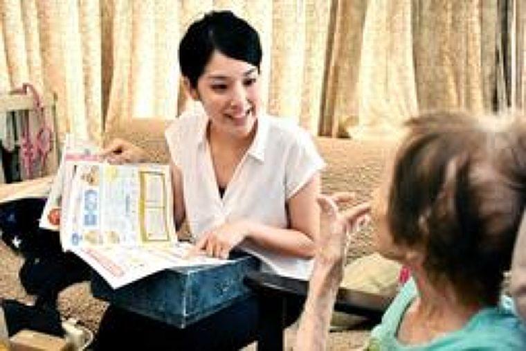 高齢者の栄養、地域でケア 需要高まる管理栄養士 - 神戸新聞