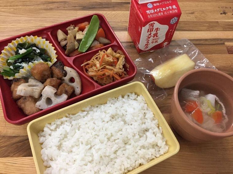 中学デリバリー給食 利用しやすく 相模原市、弁当持参できない生徒ら支援 |カナロコ|神奈川新聞ニュース