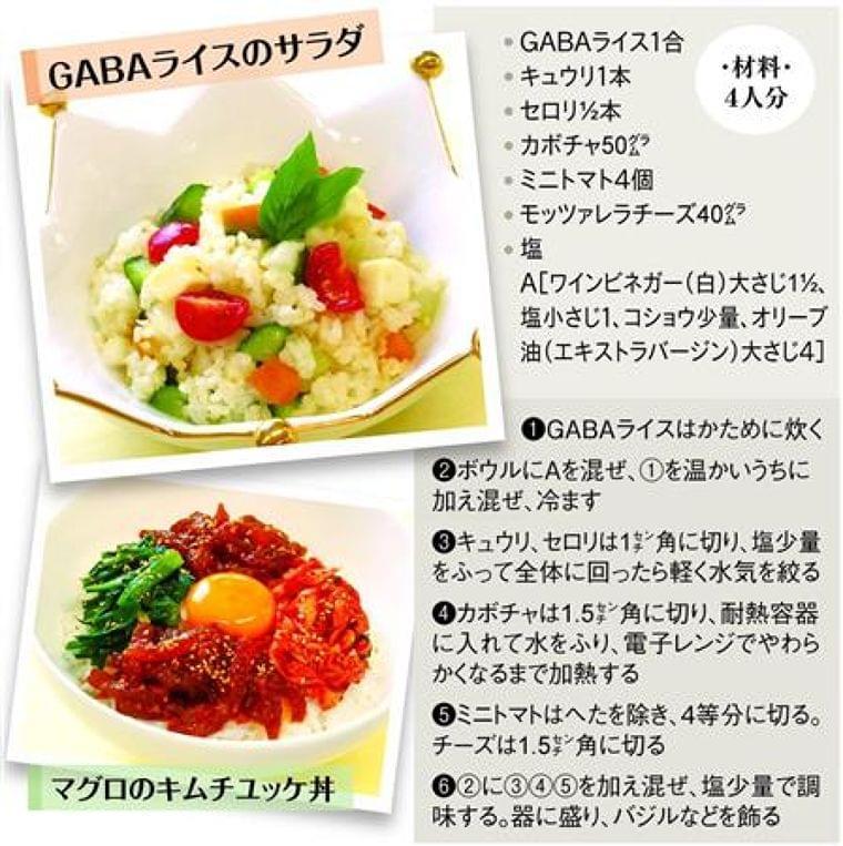猛暑ストレス、GABA入り食品を食べて解消(産経新聞) - goo ニュース