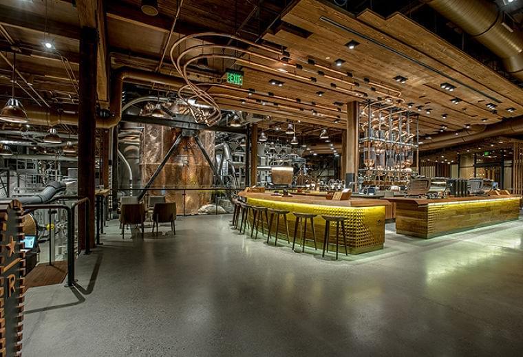 国内初「スターバックス リザーブ ロースタリー」中目黒に - 極上のコーヒー体験、デザインは隈研吾 | ニュース - ファッションプレス