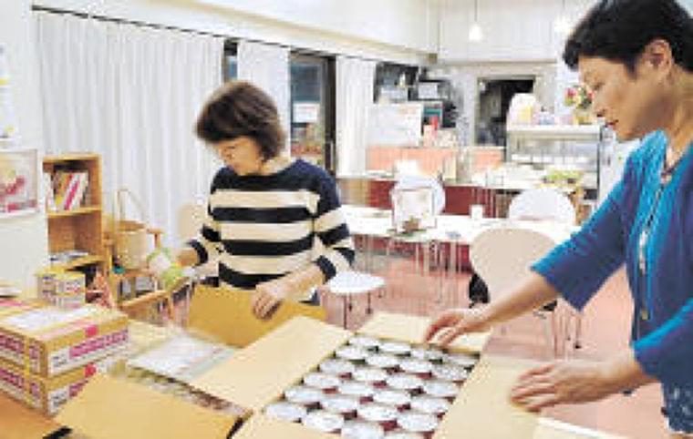 <北海道地震>アレルギーの子に安心を 仙台の団体が厚真に対応食品送る 震災時は確保に苦労、教訓生かし支援 | 河北新報オンラインニュース