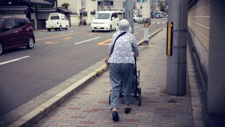高齢化率、28.1%で過去最高を更新 70歳以上の人口が初めて2割超に 総務省