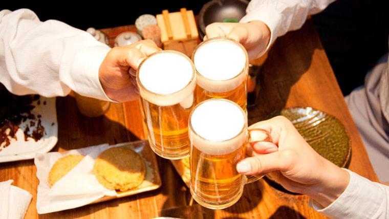 日本代表選手が教わった、太らない飲み方のコツ:日経ビジネスオンライン