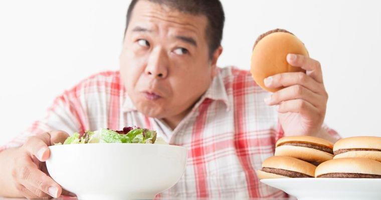 「野菜が最初」ではなく「糖質を最後」が正解、食べ順で血糖値急上昇抑制|男の健康|ダイヤモンド・オンライン