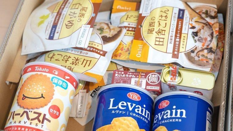 今や美味しさに加え種類も豊富! Amazon「保存食」ランキング - FNN.jpプライムオンライン