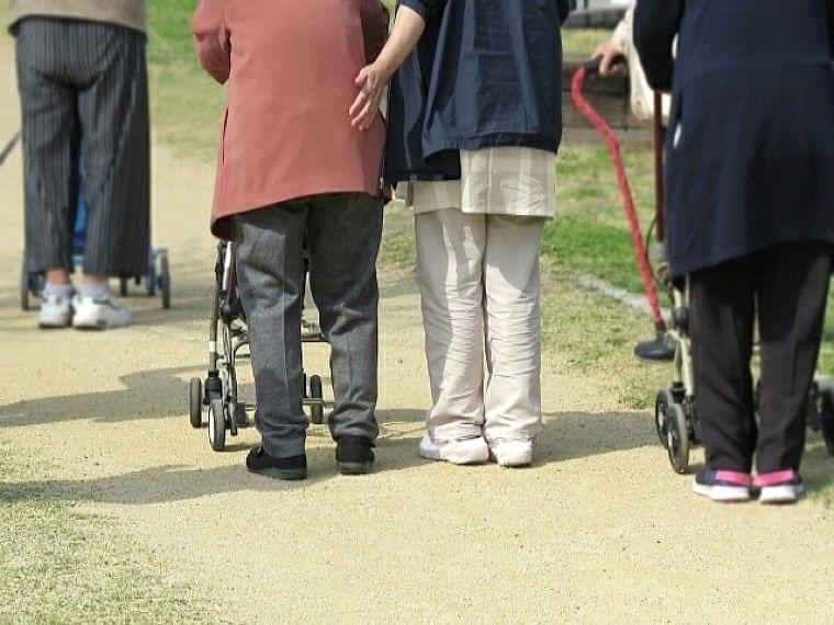 低栄養傾向の高齢者、男性13% 女性20% 外出頻度と相関 |  財経新聞