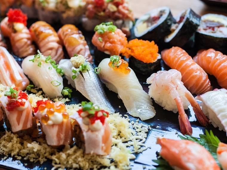 ダイエット中におすすめのネタは? 太らないお寿司の食べ方   MYLOHAS