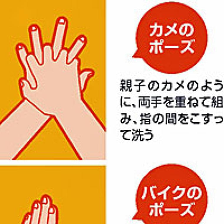 手洗い習慣で感染症予防 : yomiDr. / ヨミドクター(読売新聞)