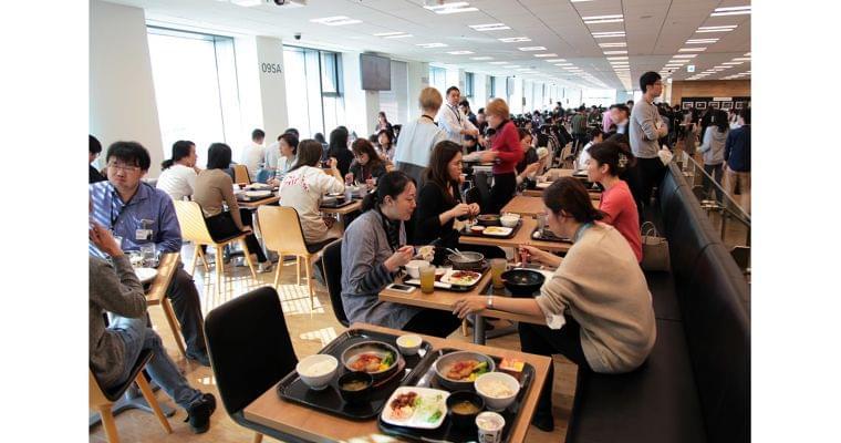 エイベックス・楽天・都庁 食べたい!社員食堂の魅力|グルメクラブ|NIKKEI STYLE