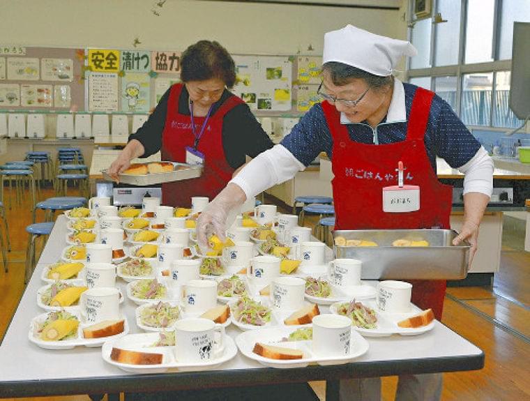「朝食は学校で」児童の遅刻減少、集中力アップ…住民・企業が協力し広がり : yomiDr. / ヨミドクター(読売新聞)