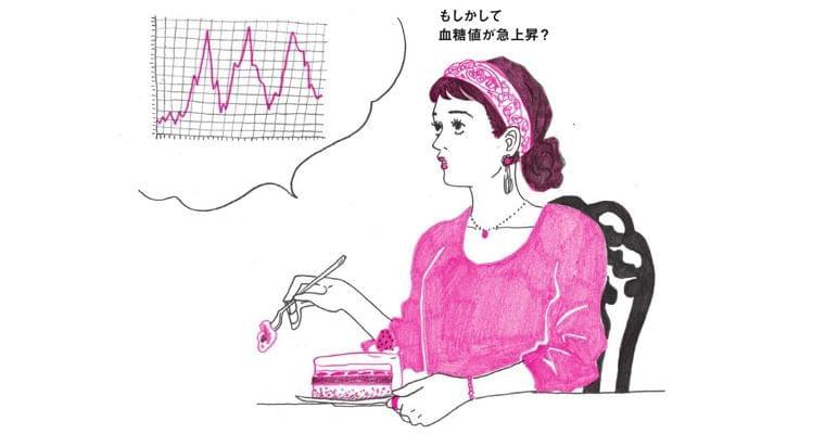 怖い食後の血糖値急上昇 傷む血管、疾患のリスクに|WOMAN SMART|NIKKEI STYLE