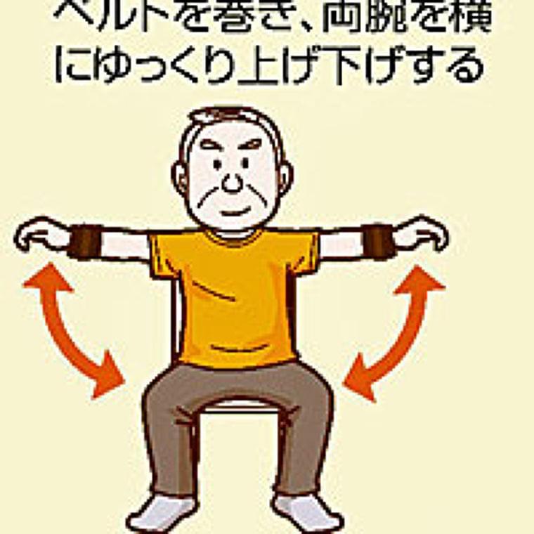 「筋活」で「ロコモ」防ごう…手足におもりを巻き 百歳体操 : yomiDr. / ヨミドクター(読売新聞)
