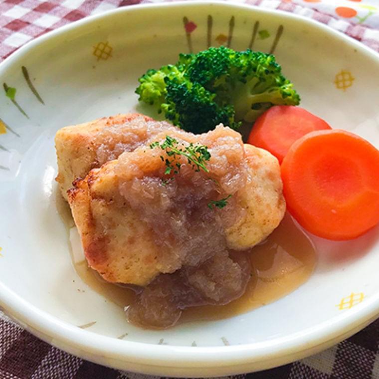 食べやすい揚げ鶏のオニオンソース : yomiDr. / ヨミドクター(読売新聞)