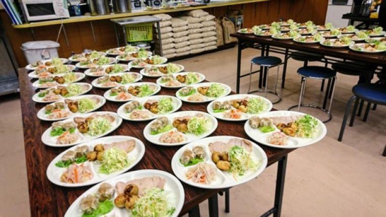 花園常連校の部員は配膳もキレイ!高校ラガーマンから学ぶ食意識の大切さ ニフティニュース