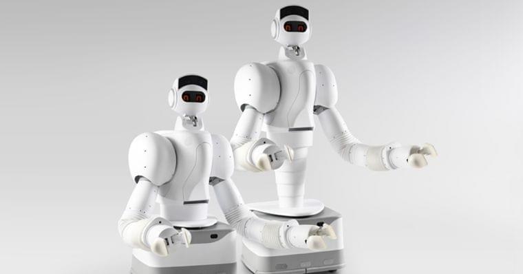 介護施設でAI搭載ロボを検証、2020年に10万台普及へ:介護:日経デジタルヘルス