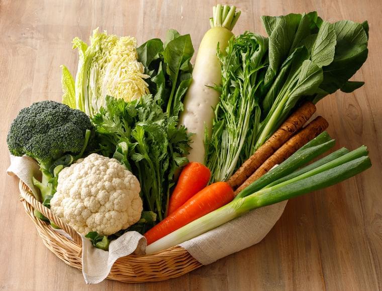 栄養を丸ごと摂る!【野菜レシピ】旬もののビタミン、ミネラルetc.をロスなく食べる! (1/1)| 介護ポストセブン