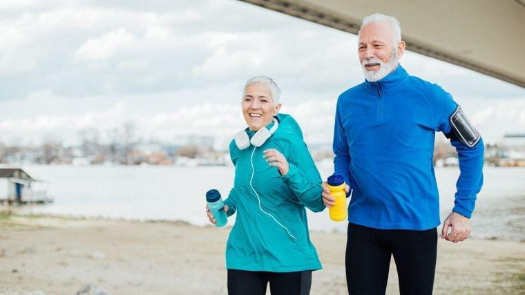 運動で30歳若くいられることが判明!2019年健康貯金のすすめ(クーリエ・ジャポン) - Yahoo!ニュース