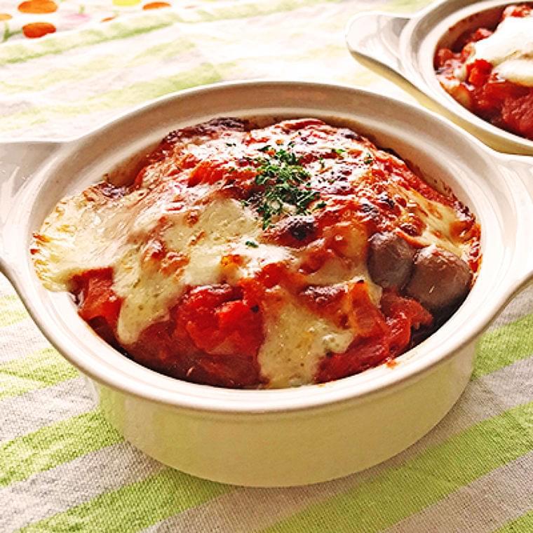 サバのトマトチーズ焼き : yomiDr. / ヨミドクター(読売新聞)