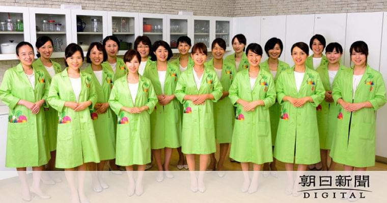 「野菜摂取ワースト県」に本社のカゴメ 健康研修を強化:朝日新聞デジタル