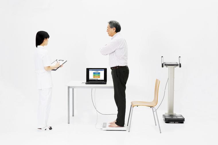 """タニタ、""""フレイルを測る""""体組成計を発売 早期発見で予防を後押し"""