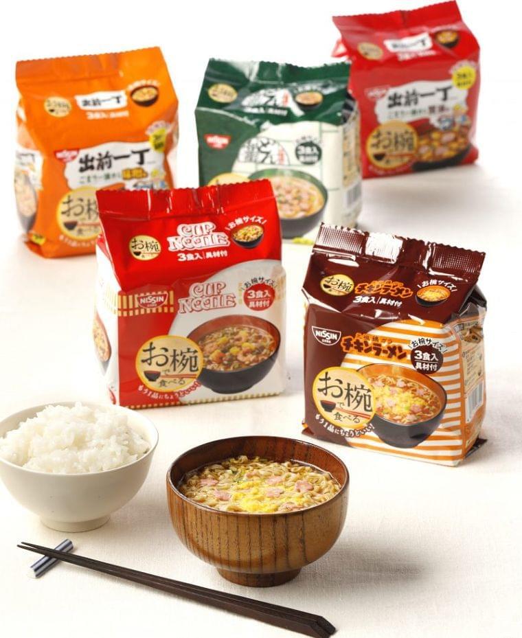 シニア世代をターゲットにした「袋麺」ヒットのヒミツとは (1/1)| 介護ポストセブン