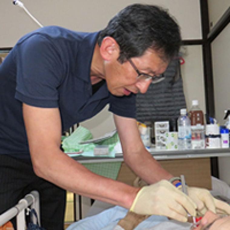 歯医者は患者の家で何をする? : yomiDr. / ヨミドクター(読売新聞)