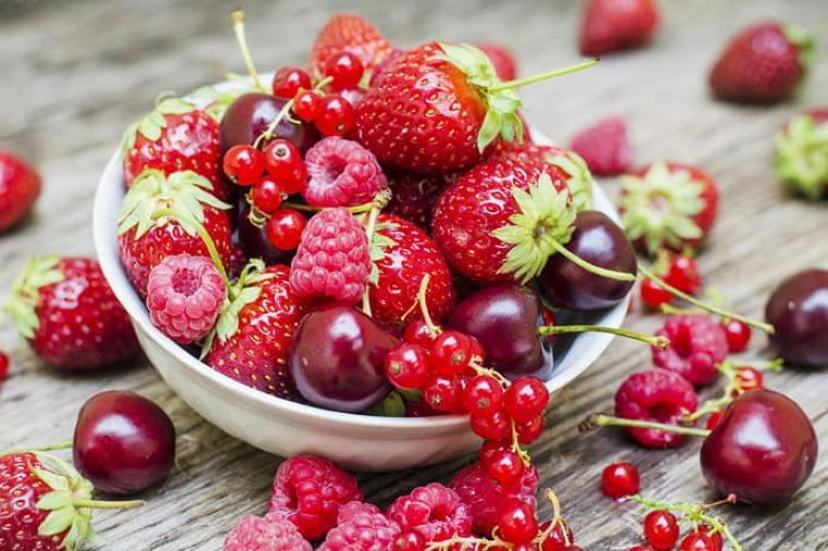 肌トラブル頻発の今こそ摂りたい♡海外セレブもハマる「レッドフルーツ」の魅力とは? - エキサイトニュース