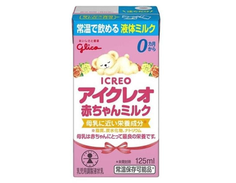 消費者庁、液体ミルク2品の表示許可 「開封後すぐ使用を」