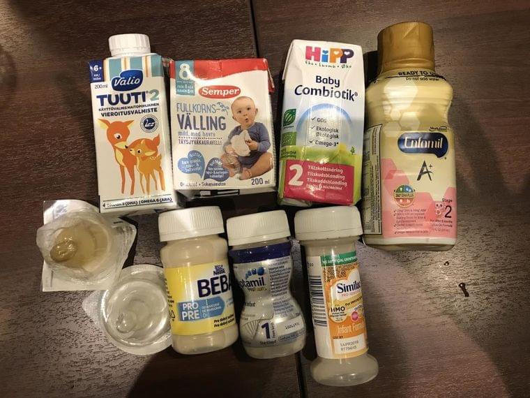 「液体ミルク」販売開始 育児負担軽減も価格は割高(1/2ページ) - 産経ニュース