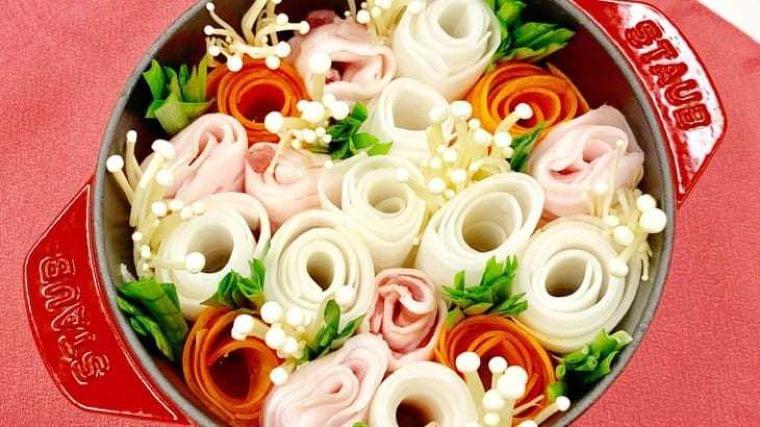 管理栄養士おすすめ!栄養たっぷりフラワー鍋【レシピ付き】|ニフティニュース